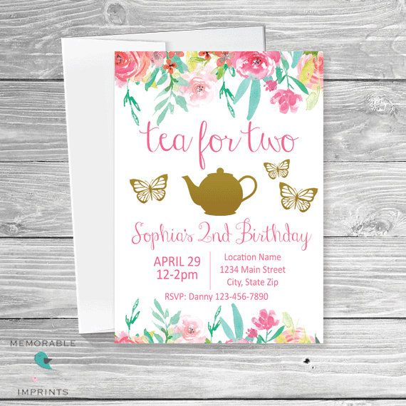 55 best images about Girl Birthday Party Invitations – Disney Princess Tea Party Invitations