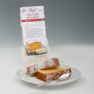 Preparato per Plum Cake all'Arancia ......Vieni a trovarci sul sito www.rulfi-cake.my...
