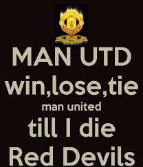 till I die Red Devils