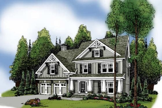 116 best images about craftsman style house on pinterest for House plans utah craftsman