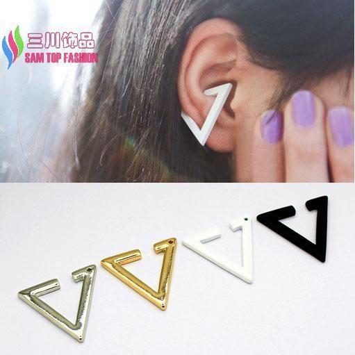 Faire boucles d'oreilles a clip