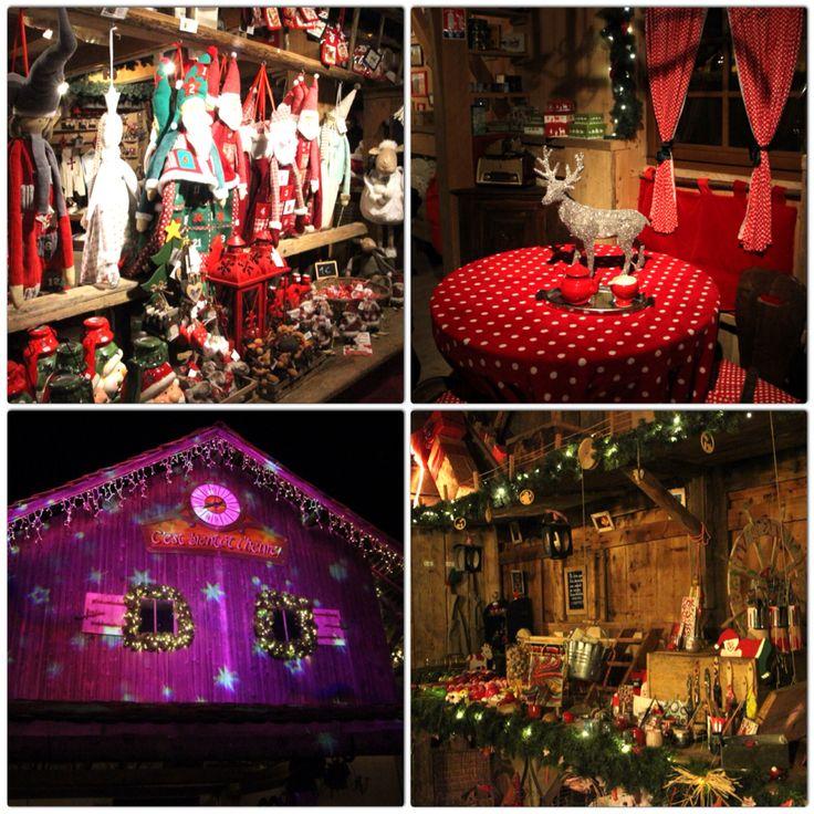 Merry Christmas #christmaseve #christmas Hameau du père noel haute Savoie
