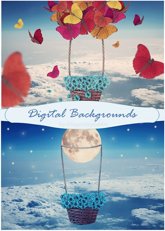 Digital Background, set, Digital Backdrop, Photo Background, photo drop, Butterflies, Wallpaper backdrops, backgrounds,photoshop temple, JPG