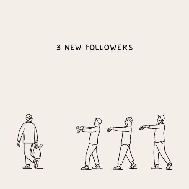Clever and Funny Illustrations About Social Networks – Fubiz™