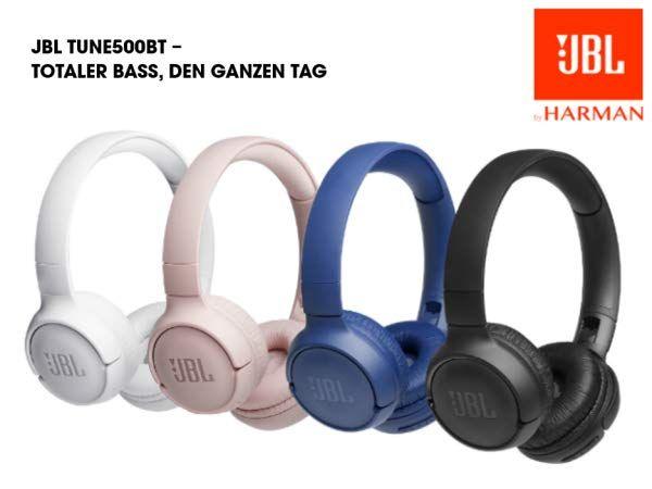 Jbl Tune500bt Bluetooth Ohr Kopf