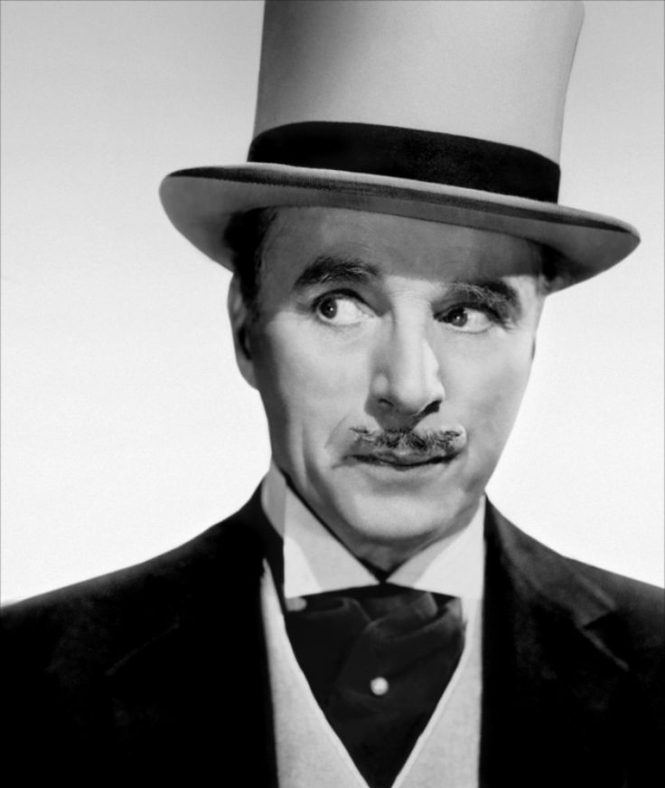 """Charlie Chaplin- British comic actor and film maker. The film historian Andrew Sarris called Chaplin """"arguably the single most important artist produced by the cinema, certainly its most extraordinary performer and probably still its most universal icon""""."""