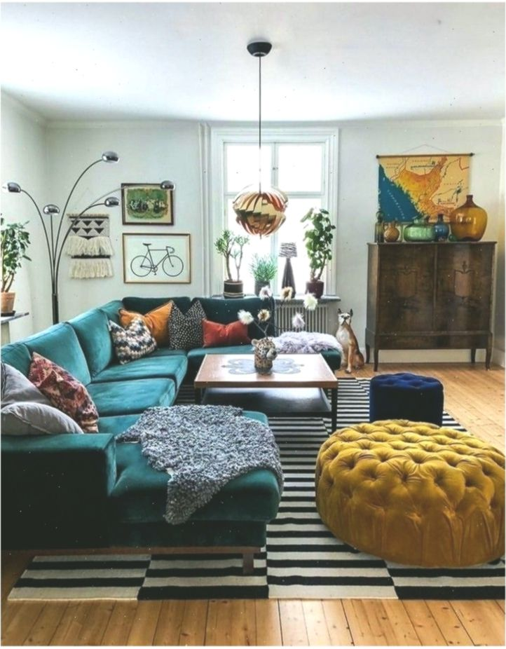 Best Living Room Color Scheme Ideas And Designs For 2020 Interiordesign Color Desig In 2020 Retro Living Rooms Colorful Eclectic Living Room Cozy Living Room Design