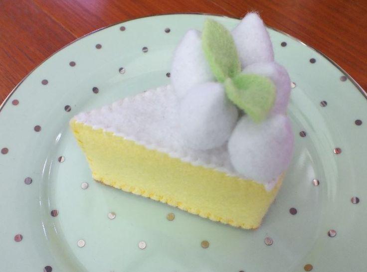 Fantastic peaks on this lemon meringue.