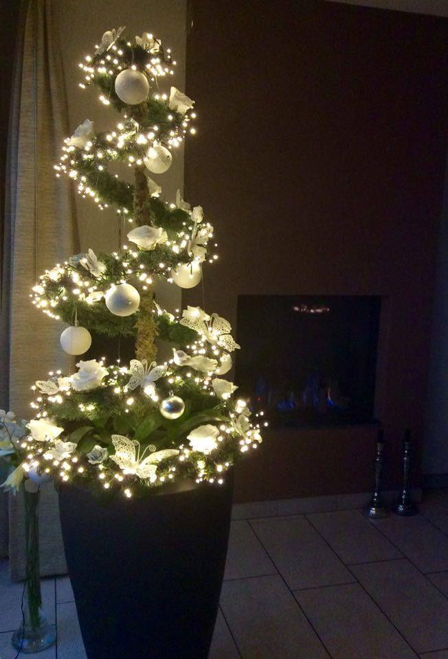 228 Best Alternatieve Kerstboom Kerst Spiraal Christmas