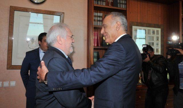 El Confidencial Saharaui.   Noticias del Sáhara Occidental.: Reunión de altos cargos del Reino de Marruecos con...