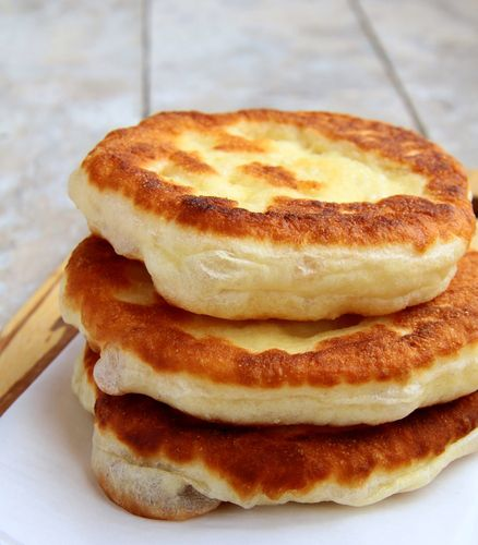 Camping Recipe - Fry Bread
