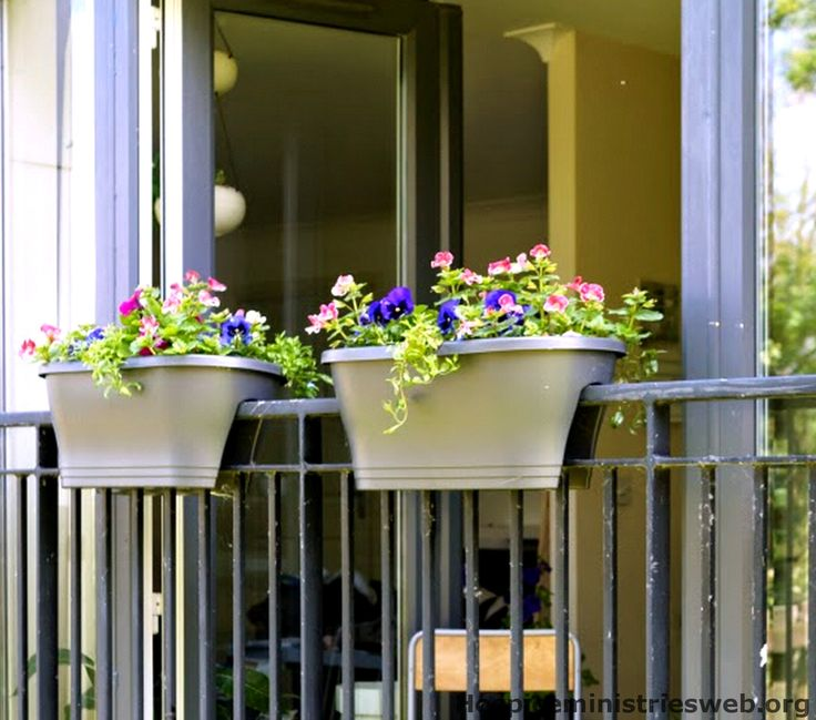 35 best blumenkästen balkon selber bauen ideen images on pinterest, Hause und Garten