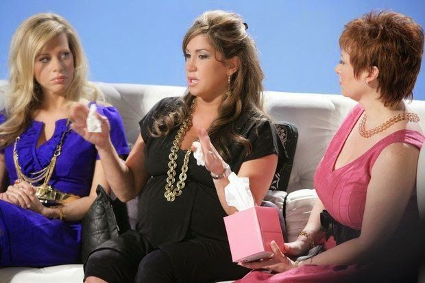 Dina Manzo Ends Family Feud With Caroline Manzo And Jacqueline Laurita!