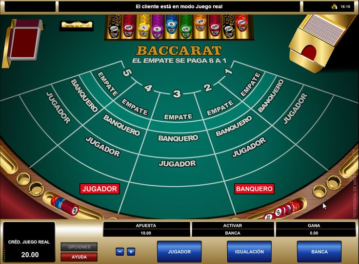 Free baccarat casino games play in the best casino in the internet