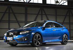 Седан Honda Civic Type R появится на рынках Европы уже в 2017 году