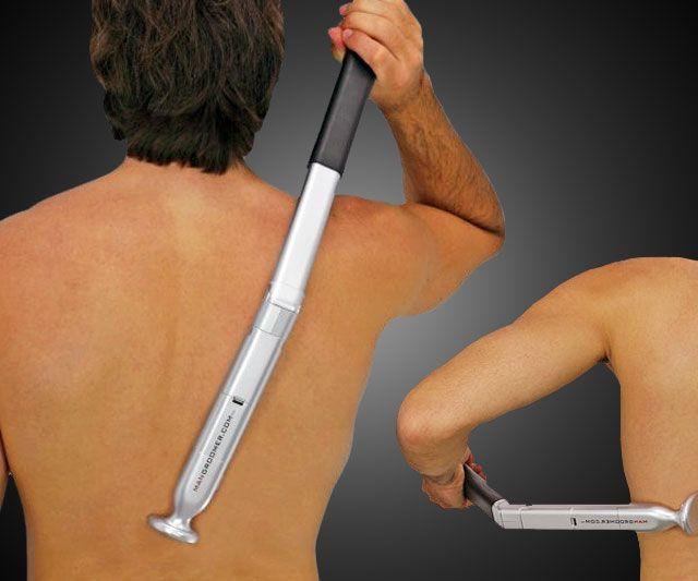 Afeitadora para espalda – extensible