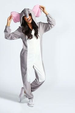 Eliza Elephant Animal Onesie...omgomgomg:D wanttt.