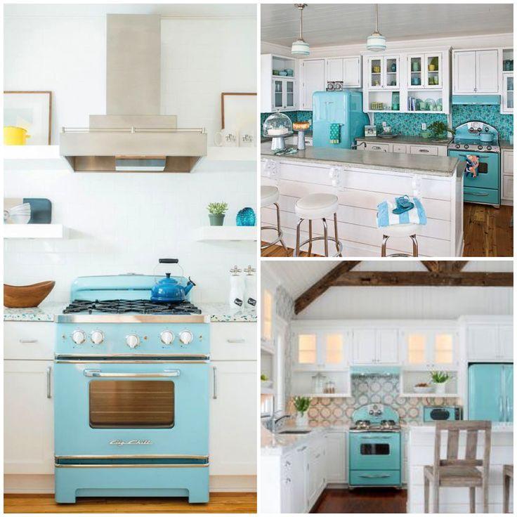 379 Best Ideas About Retro Kitchen Cool On Pinterest