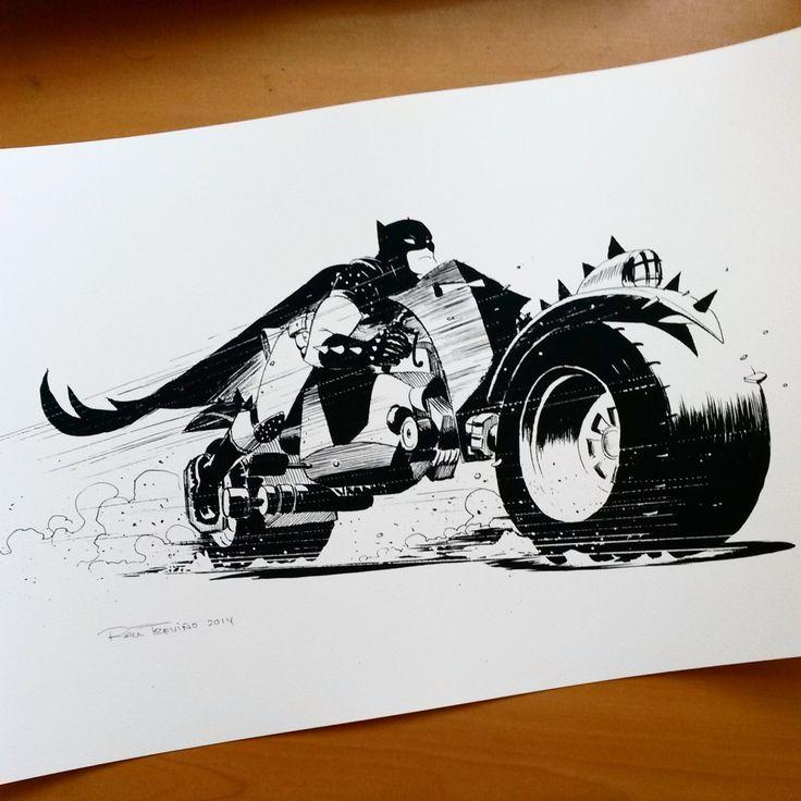 Batman Batpod