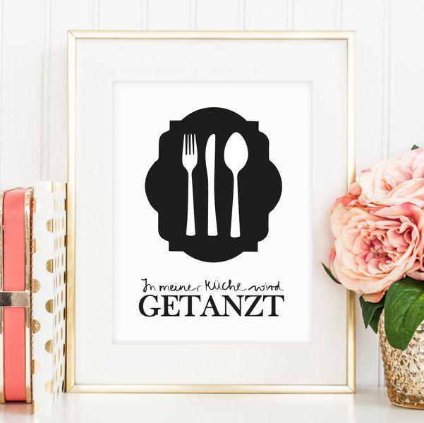 Die besten 25+ Küchenposter Ideen auf Pinterest   Küchenkunst ...