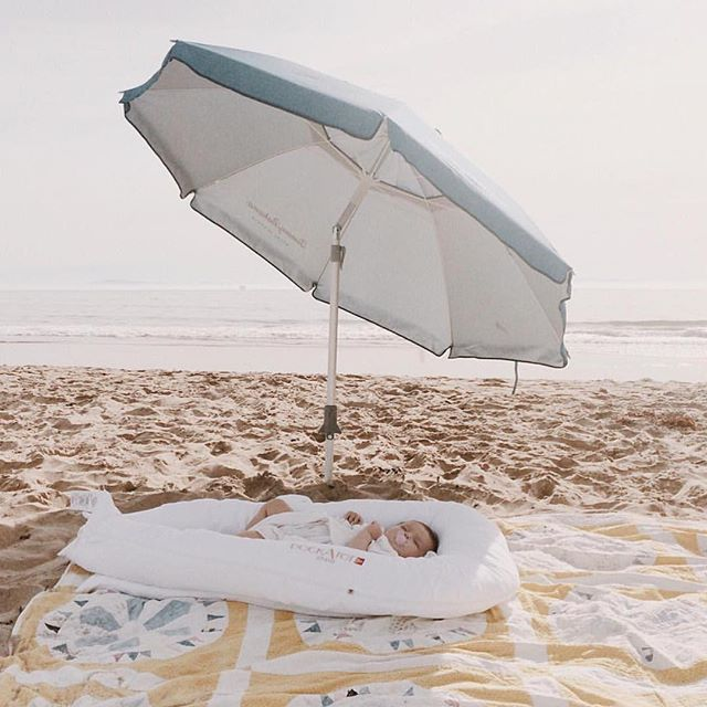 DockATot baby lounger makes for the ideal portable baby bed to bring on family vacations. It's easy to pack and helps babies nap anywhere and everywhere. It's a must-have baby gear that's creating quite a buzz.
