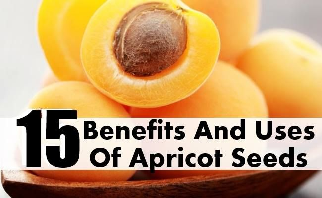 15 Benefits And Uses Of Apricot Seeds For Skin, Hair And Health