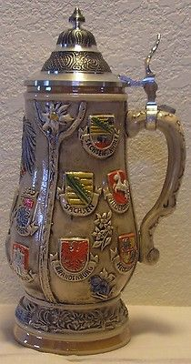 Thewalt German beer stein
