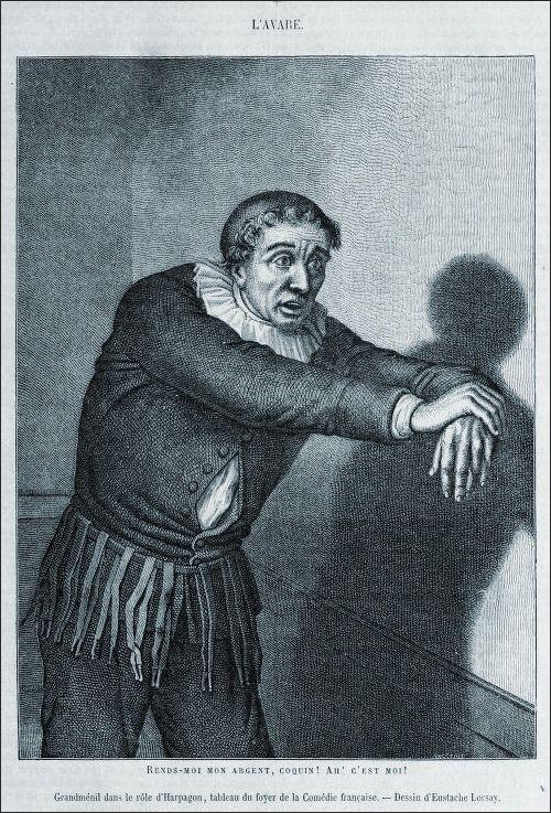 Molière, L'Avare | À la française …