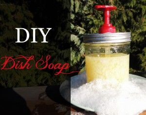 If you've read my post on laundry soap and household cleaners, then you already know why I've decided to switch to homemade cleaning products, and ditch the detergents. It's the same story for commercial dish detergents–they're laden with chemicals and toxic for us and the environment. Conveniently, if you've decided to make my homemade laundry soap then …