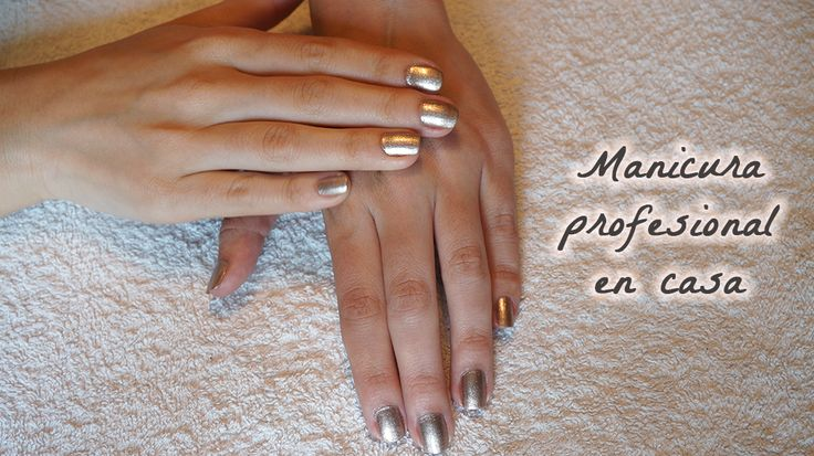 Beautifulogy: Mani & Pedi: Manicura profesional en casa