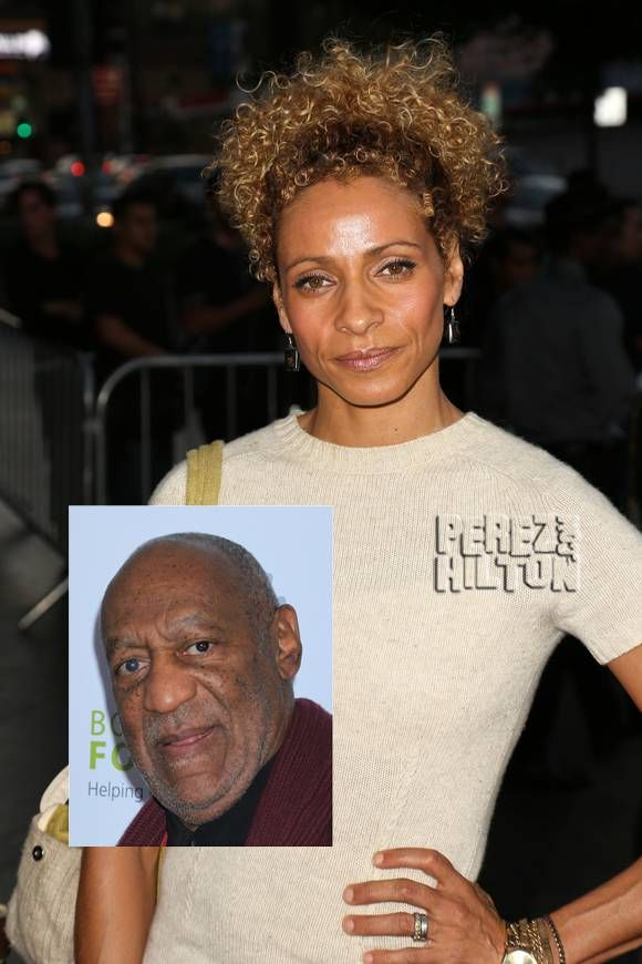 Law & Order Actress Michelle Hurd Says Bill Cosby Inappropriately Touched Her & Tried To Take Her To His House!