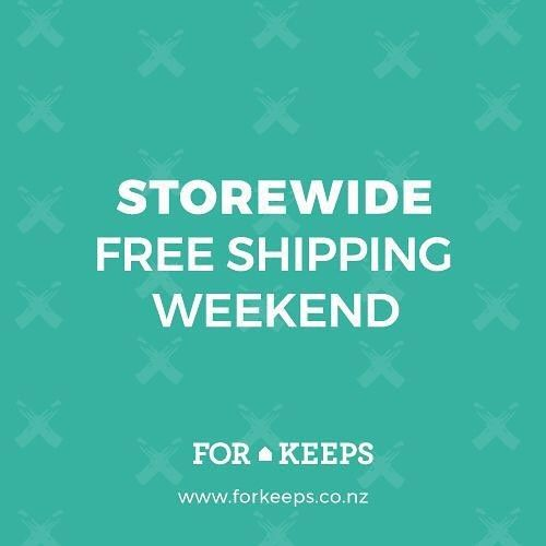 FREE SHIPPING STARTS TODAY! No minimum spend no offer code needed no strings attached   buff.ly/2A11vbd (link in bio)    #freeshipping #weekend #nostringsattached #forkeeps #forkeepsstore #forkeepsnz #homewarestore #onlinestore #homeware #eclectichomeware #decor #interiordesign #homedecor #gifts #giftideas #homeinspo #inspo #homestyling #homedecorinspo #decorinspo #designerhomeware #supportlocal #supportnz #supportnzmade