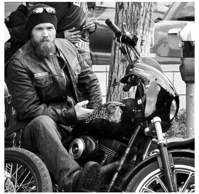 Bad Boy Quotes Wallpaper Ryan Hurst As Opie My Favorite Celebs Sons Of Anarchy