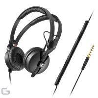 Sennheiser HD 25 Plus Professional DJ Studio Headphones - Headphones - DJ Equipment - DJ & Sound | Gearooz
