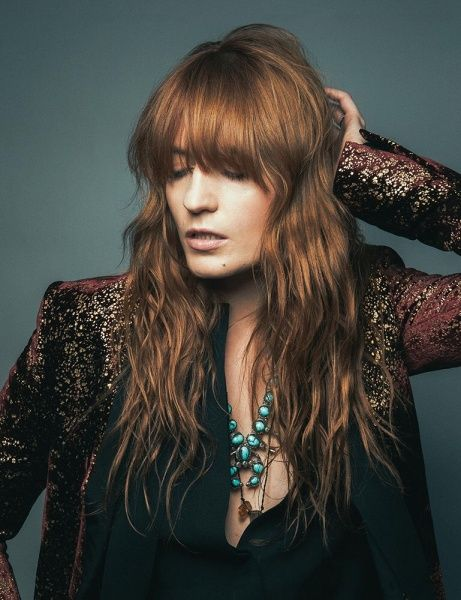 Florence Welch for Billboard Magazine #photoshoot