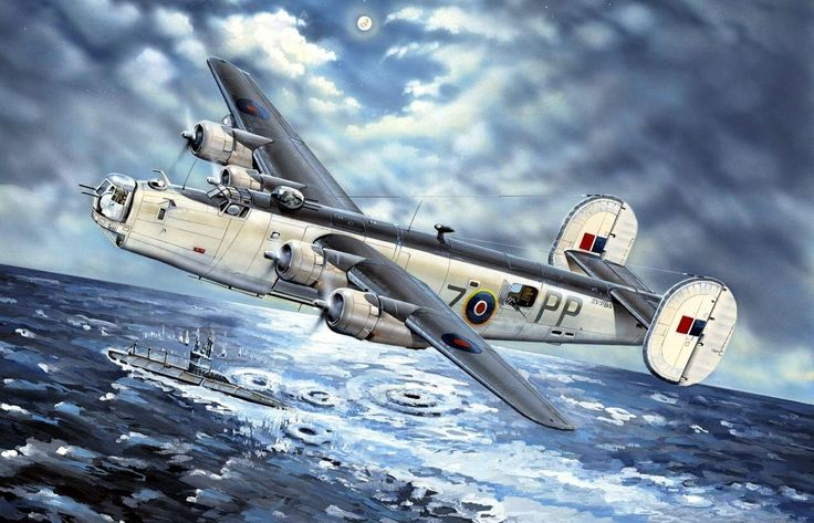 Consolidated B-24 Liberator The Consolidated B-24 Liberator is an American heavy bomber, designed by Consolidated Aircraft of San Diego, California. Artwork by Vlastimil Suchy