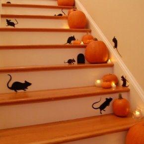 20 best 20 Halloween Stairway Decoration Ideas images on ...