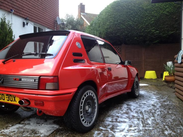 Peugeot 205 with 4wd cosworth engine and running gear. - Page 4 - PassionFord