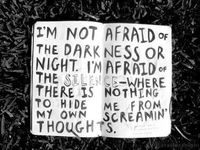 : Sayings, Quotes, Stuff, Screaming Thoughts, Wisdom, Silence, True, Dark Side, Darkness