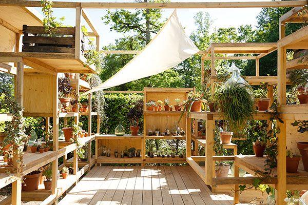 17 melhores ideias sobre jardins suspendus de babylone no for Mons 2015 jardin suspendu