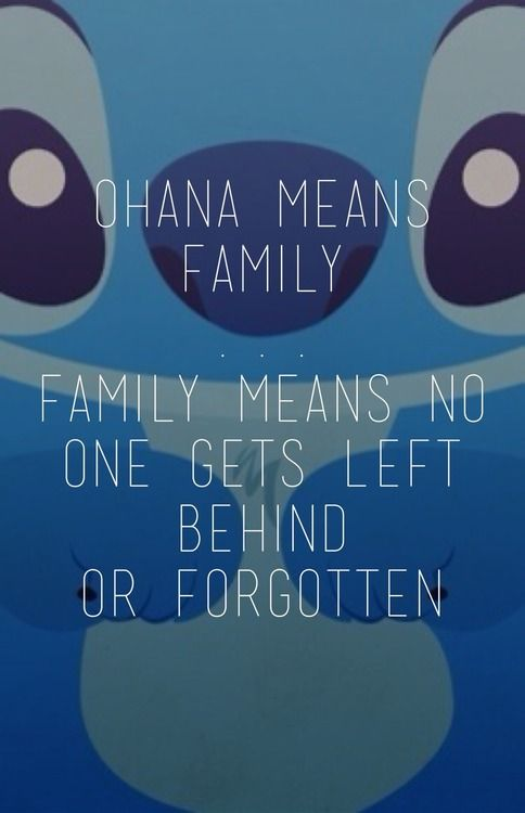 Quotes From Lilo And Stitch