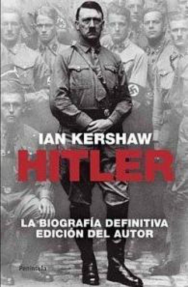 10 biografías de personajes históricos que no debes dejar de leer: Adolfo Hitler