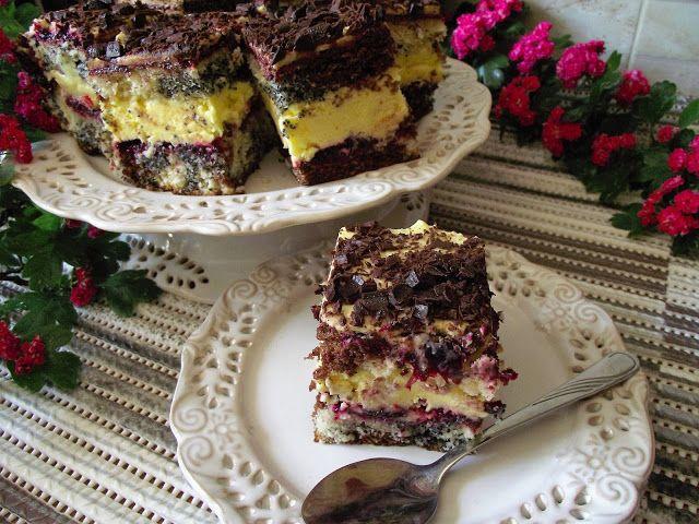 W garach u Gosi: Ciasto popapraniec
