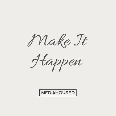 #MakeItHappen #quote #quoteoftheday #happy #day #goodday #instatime #love #summer #holidays #vacations #motivational #motivation #behappy #now