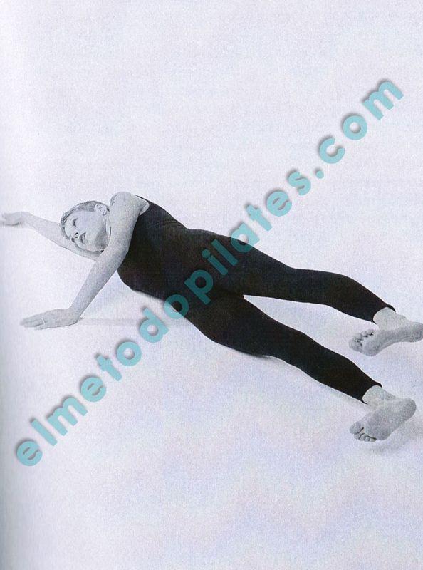 El programa de ejercicios - Estiramientos y elevaciones laterales