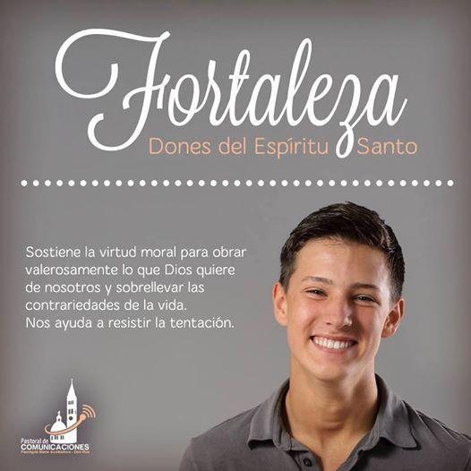 #EspírituSanto dame el don de #fortaleza
