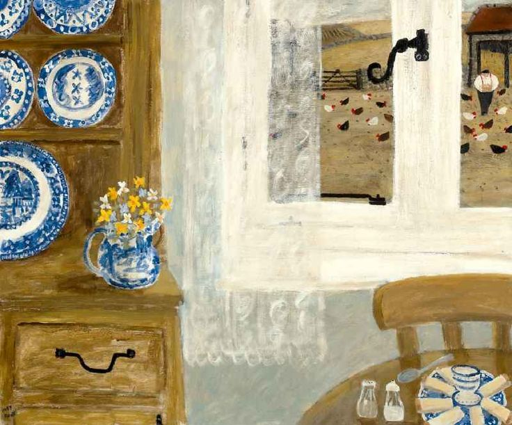 gary bunt(1957- ), eggs and soldiers. oil on canvas, 40 x 48 ins. portland gallery, london, uk
