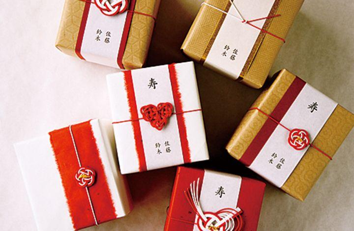 贈り物がもっと素敵になるパッケージアイデア