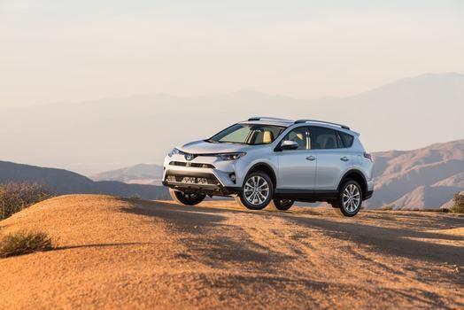 2017 RAV4 Product Information   Toyota USA Newsroom