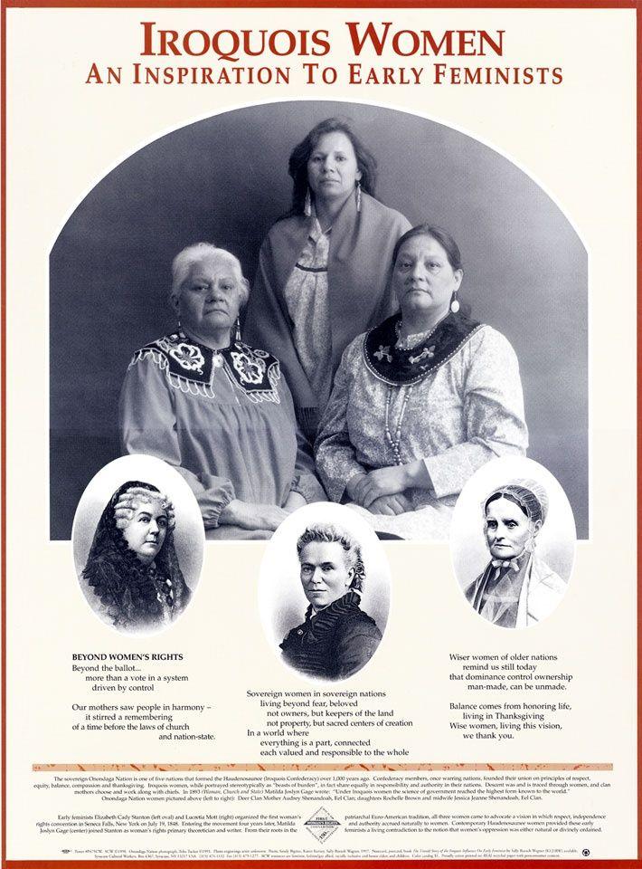 Iroquois woman | Iroquois Women | American Indian, Great Spirit